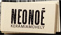 NeoNoé kerámiaműhely logó